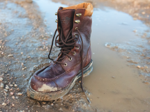 racoon hunting boots